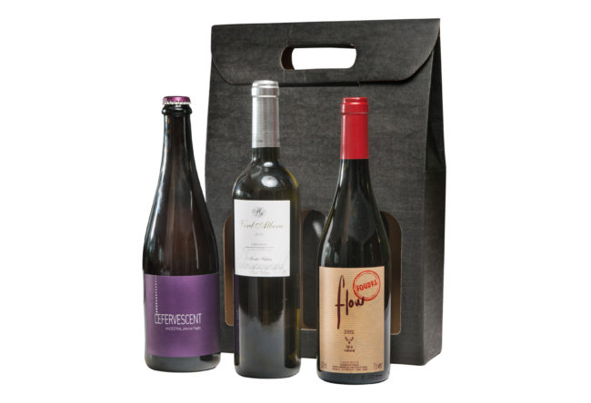 Tres vins de Emporda